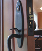 Entry lockset