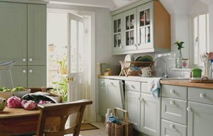 Beautiful Country Kitchen Photo